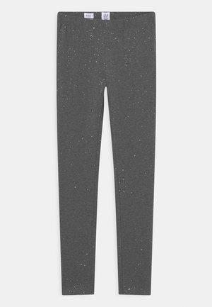 Leggings - Trousers - heather grey