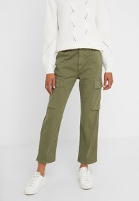 Citizens of Humanity - GAIA PANT - Kalhoty - army green - 0