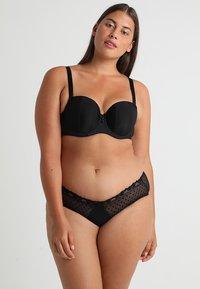 Curvy Kate - PRINCESS - Briefs - black - 1