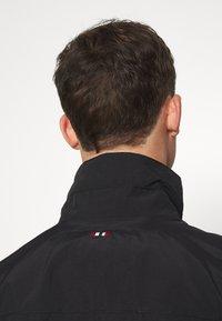 Napapijri - SHELTER - Summer jacket - black - 5