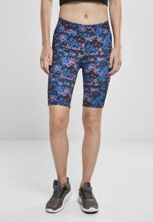 TECH CYCLE  - Shorts - digital duskviolet camo