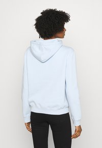 Fiorucci - DAISY ANGELS HOODIE - Mikina - pale blue - 2