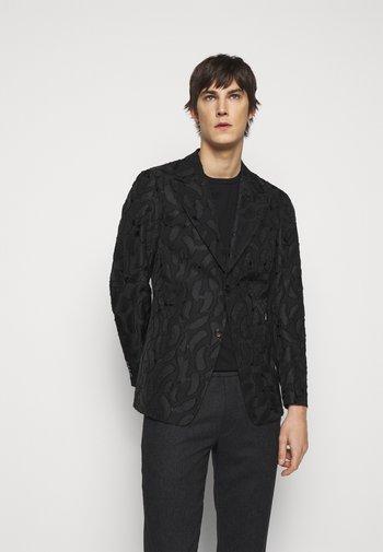 GIAVIO - Blazer jacket - black
