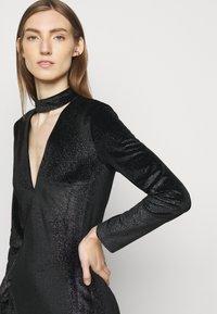 Just Cavalli - Koktejlové šaty/ šaty na párty - black - 3