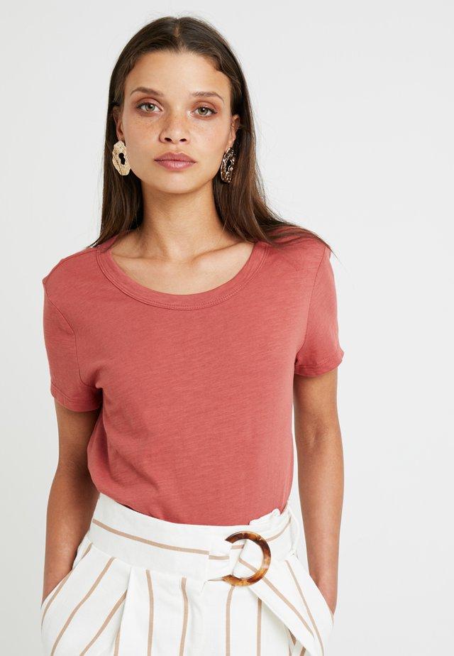 TEE - Camiseta estampada - blush