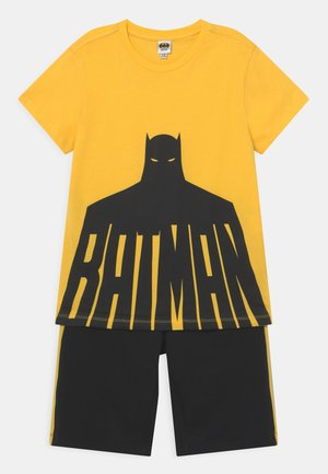 BATMAN SET - Triko s potiskem - lemon chrome
