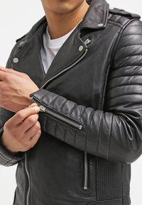 Serge Pariente - HIPSTER  - Leather jacket - noir - 5