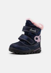 Lurchi - KERANI SYMPATEX - Winter boots - atlantic/rose - 1