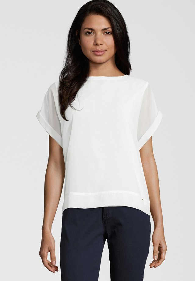 CIFRITZI - Blouse - offwhite