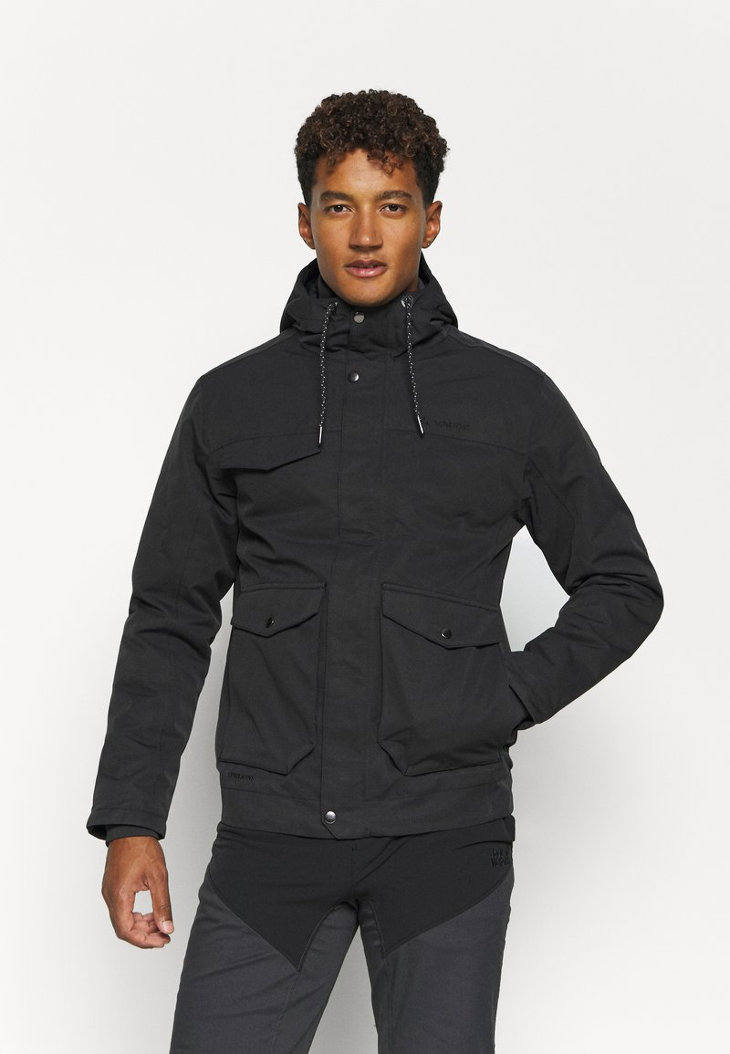 Vaude - MENS MANUKAU JACKET - Winter jacket - phantom