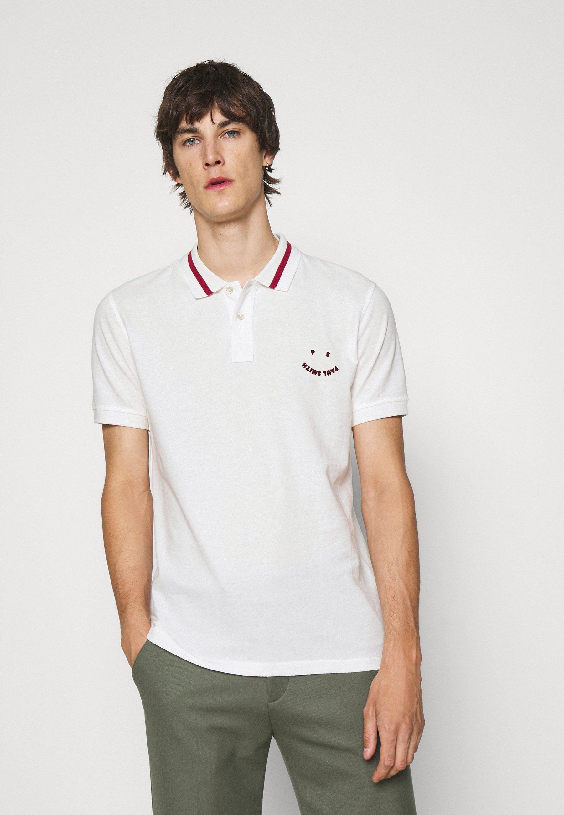 Men SLIM FIT HAPPY - Polo shirt
