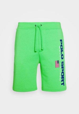 Jogginghose - neon green