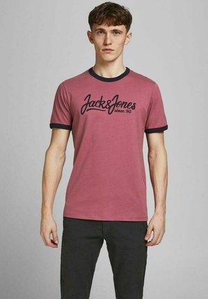 T-Shirt print - hawthorn rose