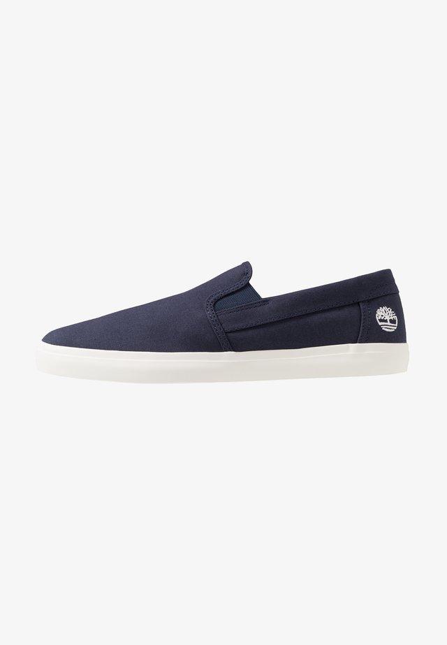 UNION WHARF - Slipper - navy blue