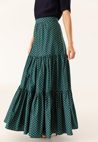 IVY & OAK - Maxi skirt - green - 4
