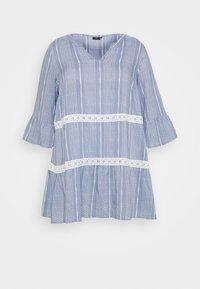 ZAY - YFAISAI - Blusa - light blue - 4