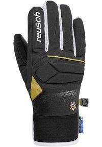 Reusch - Gloves - black / gold - 1