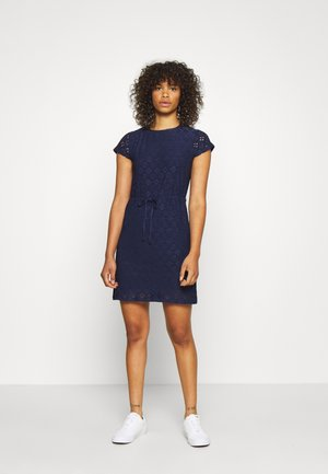 ONLSONIA DRESS TALL - Day dress - dark blue
