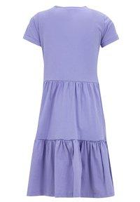 DeFacto - Jersey dress - purple - 1