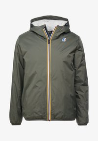 K-Way - UNISEX CLAUDE ORESETTO - Light jacket - dark green - 3