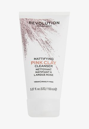 REVOLUTION SKINCARE MATTIFYING PINK CLAY CLEANSER - Cleanser - -