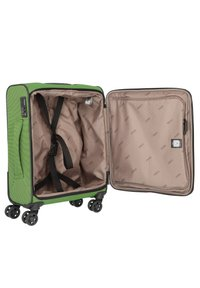 Stratic - BENDINGO LIGHT 4-ROLLEN  - Wheeled suitcase - gruen - 4