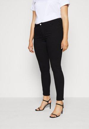 KCVILE - Jeans Skinny Fit - black deep