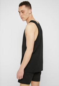 adidas Originals - TREFOIL TANK - Top - black - 2