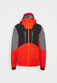 Quiksilver - MISSION PLUS - Snowboard jacket - pureed pumpkin - 8
