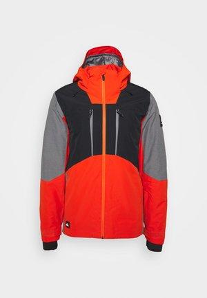 MISSION PLUS - Snowboardová bunda - pureed pumpkin