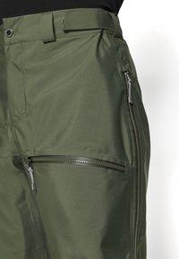 Houdini - PURPOSE PANTS - Pantalon de ski - utopian green - 4