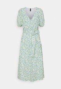 YAS - YASFILO LONG DRESS - Hverdagskjoler - eggnog - 0