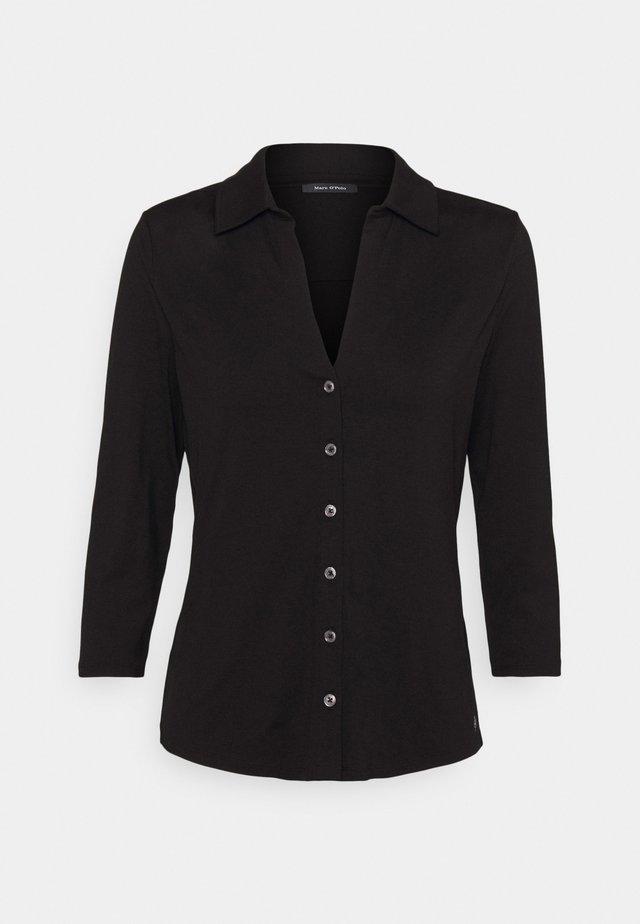 CLASSIC - Overhemdblouse - black