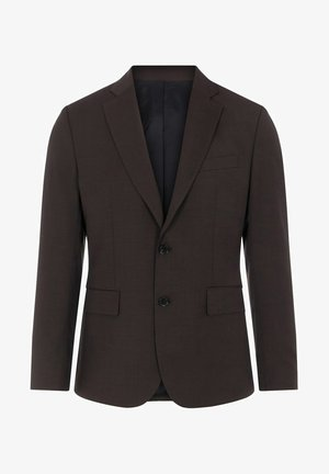 Blazer - coffee black