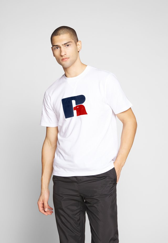 JERRY - T-shirt con stampa - white