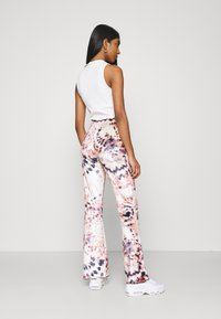 Jaded London - BOOTCUT JERSEY TROUSER WITH BABYLOCK  - Trousers - multi - 2