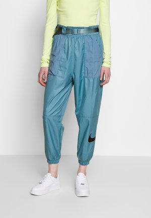 Sweatshirt - cerulean/black