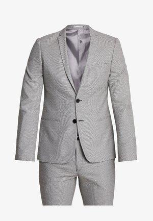 LOFOTEN SUIT - Suit - black/white