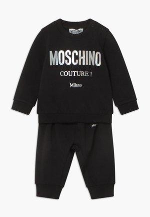 TRACKSUIT SET - Sweatshirt - black