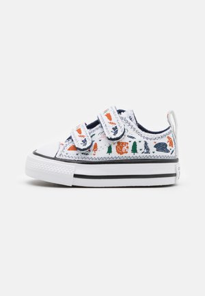 CHUCK TAYLOR ALL STAR UNISEX - Trainers - white/midnight navy/black