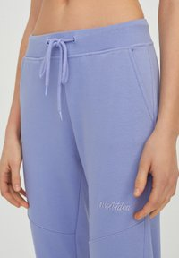 PULL&BEAR - Tracksuit bottoms - purple - 3