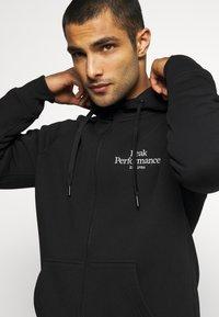 Peak Performance - ORIGINAL ZIP HOOD - Sweatshirt - black - 4