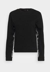 Björn Borg - HELENA CREW - Sweatshirt - black beauty - 4