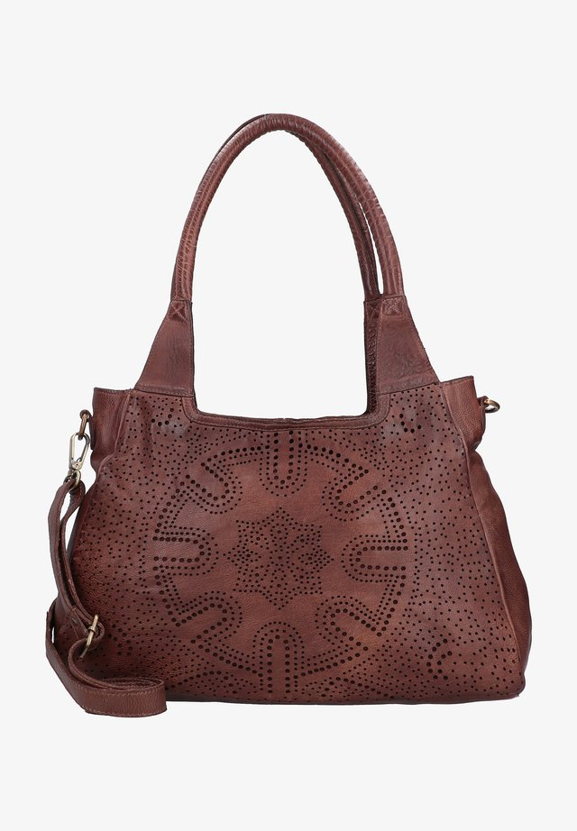 Handbag - mokka