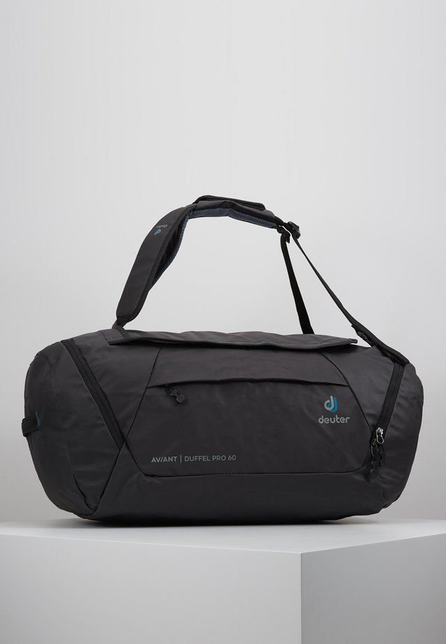 AVIANT DUFFEL PRO 60 - Sports bag - black