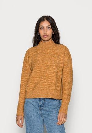 YASBRENDA - Jumper - sundan brown