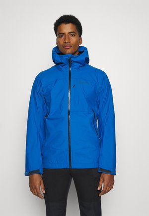 HIGHLINE STRETCH SHELL - Hardshellová bunda - ultra blue
