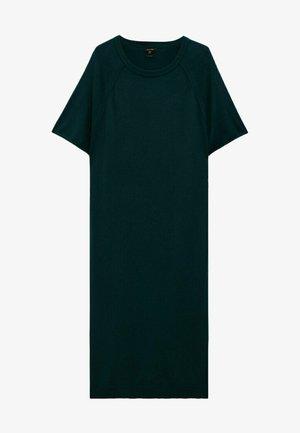 SHORT SLEEVE - Day dress - evergreen