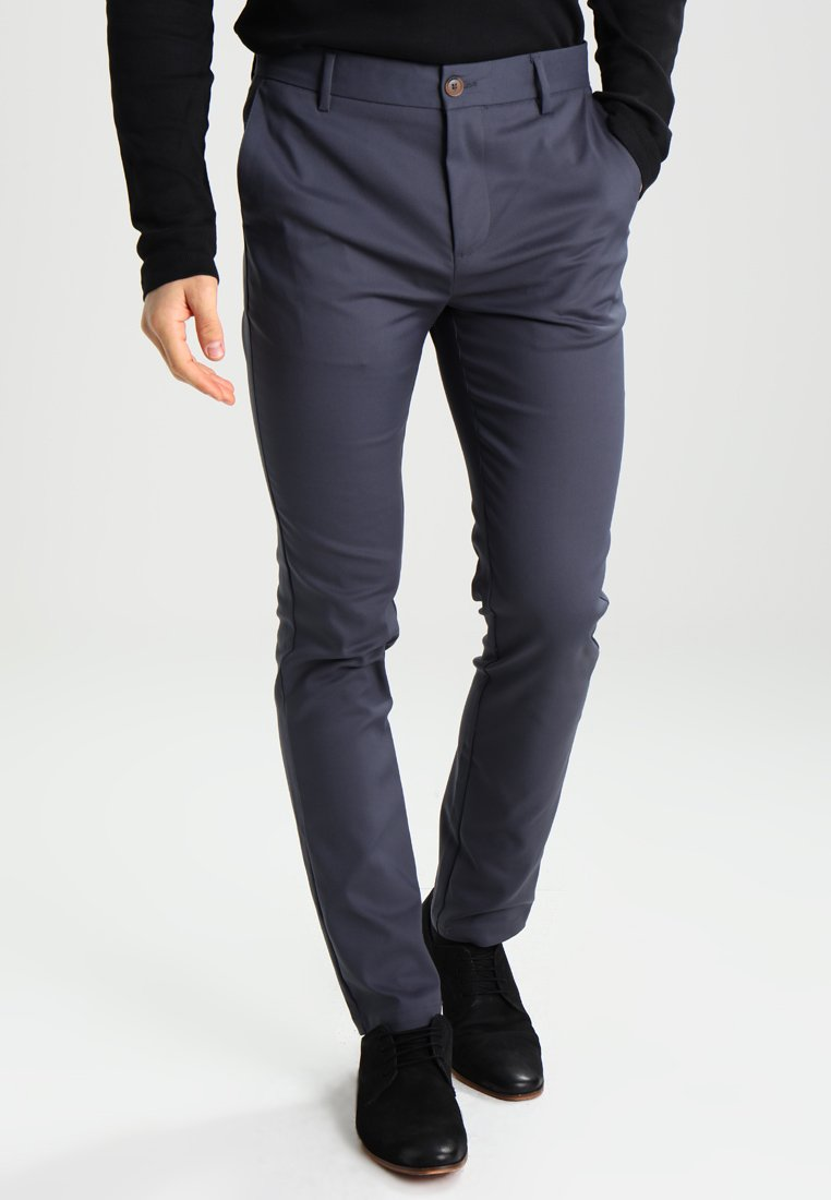 Pier One - Chinos - anthracite