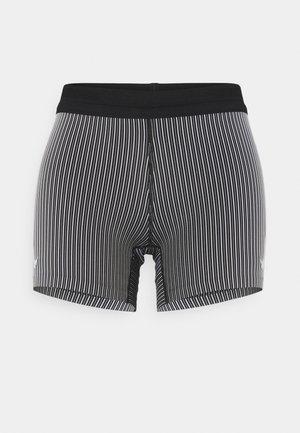 AEROSWIFT SHORT - Collant - iron grey/black/white